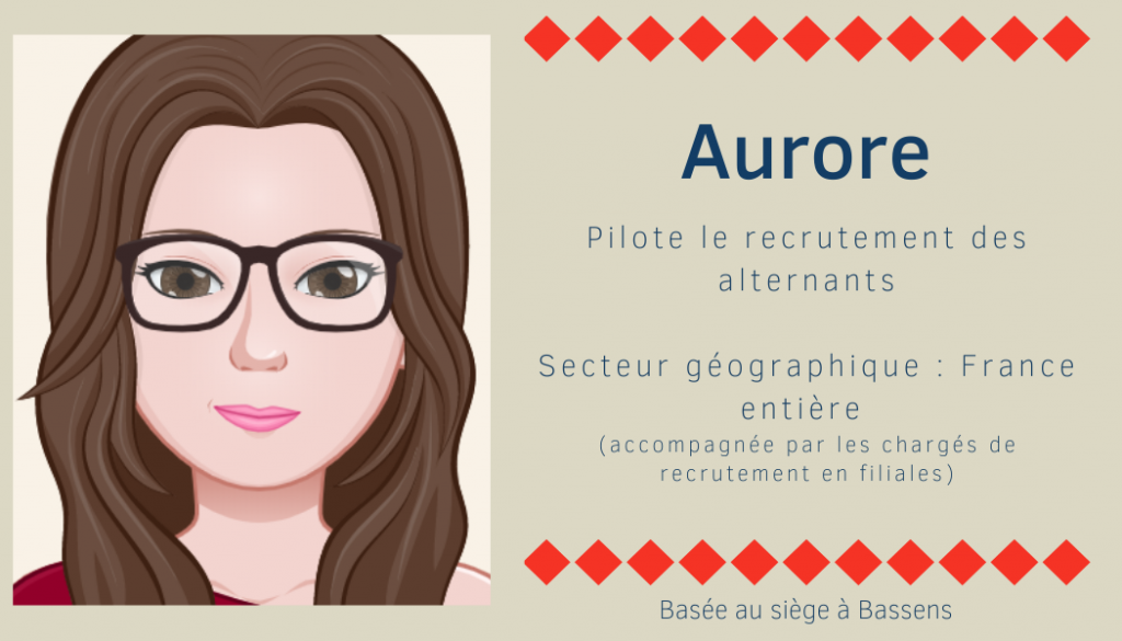 Aurore Chargée recrutement GT solutions
