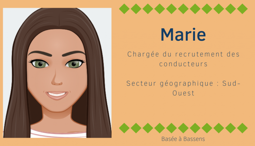 Marie Chargée recrutement GT solutions