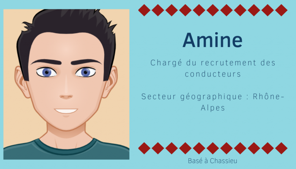 Amine Chargé recrutement GT solutions