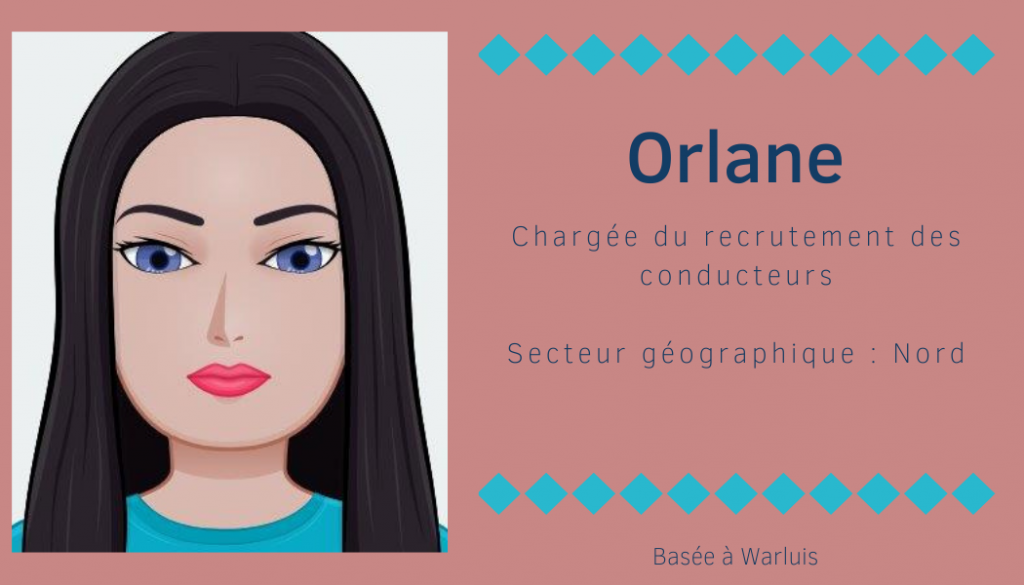 OOrlane Chargée recrutement GT solutions