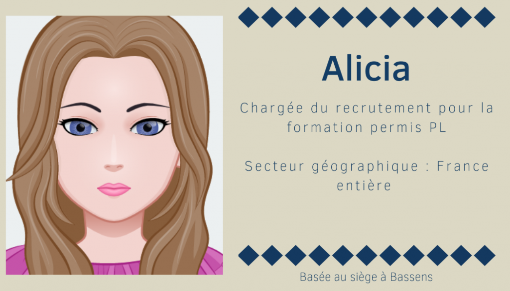 Alicia Chargée recrutement GT solutions