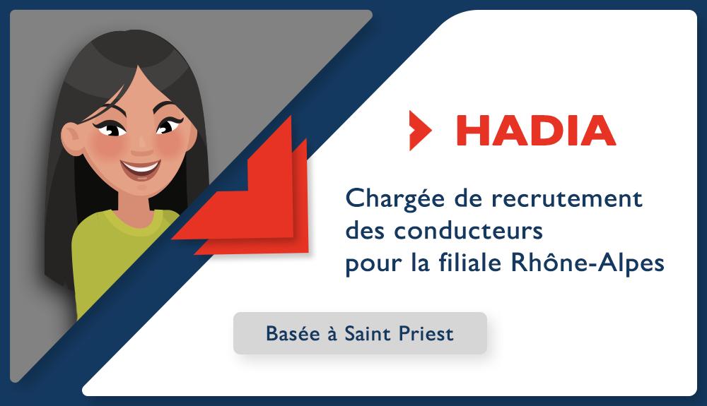 Hadia ChR